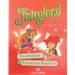 Fairyland 4. Vocabulary Grammar (opr. miękka)
