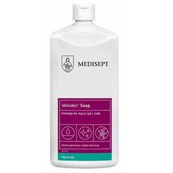 Velodes Soap Medisept 500 ml- emulsja do mycia rąk i ciała