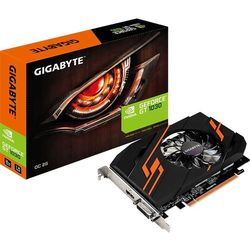 Karta graficzna Gigabyte GT 1030 OC 2GB GDDR5 (64 bit), DVI-D, HDMI, BOX (GV-N1030OC-2GI) Darmowy odbiór w 21 miastach!