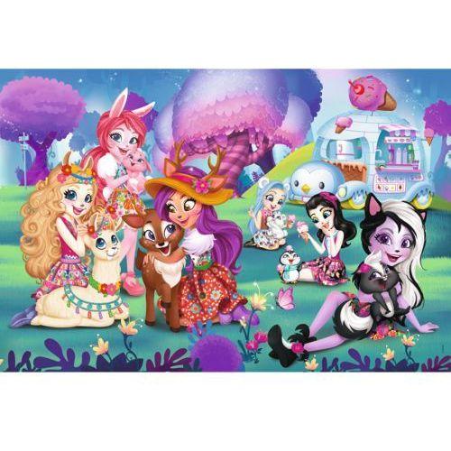 Puzzle, Puzzle 24 maxi Wesoły świat Enchantimals TREFL
