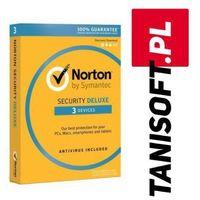 Oprogramowanie antywirusowe, Norton Security 3 urządzenia / 1 rok Polska wersja językowa! / szybka wysyłka na e-mail / Faktura VAT / 32-64BIT / WYPRZEDAŻ