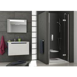 Ravak SmartLine drzwi prysznicowe SMSD2-120a, prawe, Chrom+Transparent 190 cm 0SPGAA00Z1