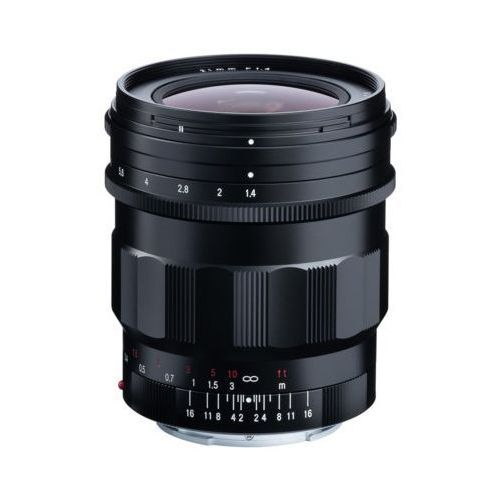 Obiektywy fotograficzne, Obiektyw VOIGTLANDER Nokton 21 mm f/1.4