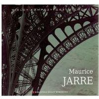 Muzyka filmowa, Wielcy Kompozytorzy Filmowi. Tom 20. Maurice Jarre (książka + CD) - Różni Wykonawcy (Płyta CD)