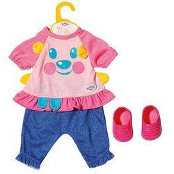 BABY born strój dla lalki, różowy, 36 cm