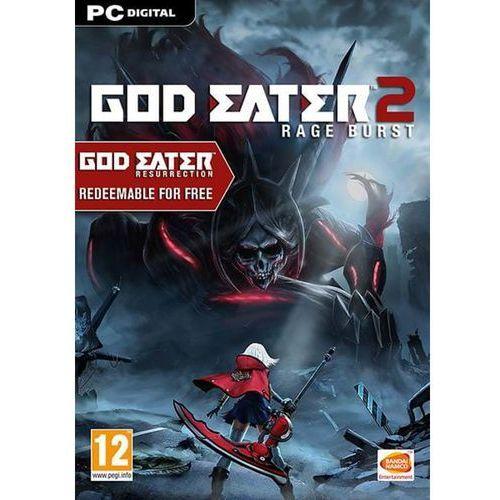Gry PC, GOD EATER 2 Rage Burst (PC)