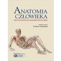 E-booki, Anatomia człowieka. 1200 pytań testowych jednokrotnego wyboru - Florian Czerwiński