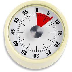 Minutnik kuchenny, kremowy, podstawa magnetyczna, ADE (AD-TD 1707)