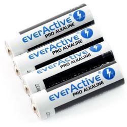 Baterie alkaliczne AA/LR6 everActive Pro Alkaline 4 sztuki
