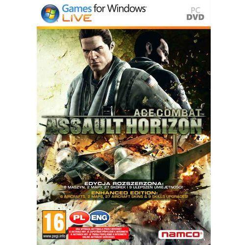 Gry na PC, Ace Combat Assault Horizon (PC)