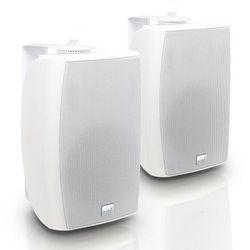 LD Systems Contractor CWMS 52 W 2-drożny 5,25″ głośnik naścienny, biały (para) Płacąc przelewem przesyłka gratis!