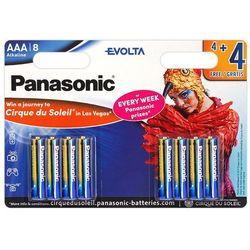 8 x Panasonic Evolta LR03/AAA (blister)