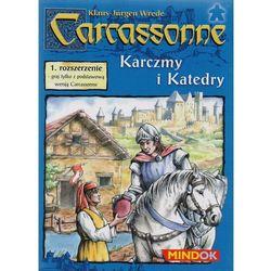 Carcassonne: Karczmy i Katedry