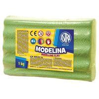 Modelina, Modelina ASTRA 1kg. - j.zielona