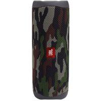 Pozostałe głośniki, Portable Speaker JBL FLIP 5, kamufláž (JBLFLIP5SQUAD)