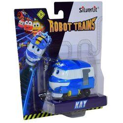 Robot Trains Pojazd Kay