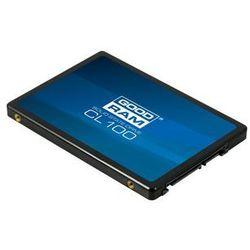 SSD GOODRAM CL100 240GB SATA III 2,5 RETAIL SSDPR-CL100-240 - odbiór w 2000 punktach - Salony, Paczkomaty, Stacje Orlen