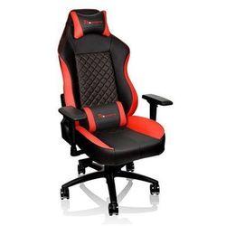 Fotele gamingowe Thermaltake eSports GT Comfort C500 Black Red GC-GTC-BRLFDL-01