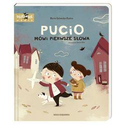 Pucio mówi pierwsze słowa - Dostawa 0 zł (opr. twarda)