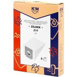 Worki do odkurzacza K&M Zelmer Z19.2 XS + Zamów z DOSTAWĄ JUTRO!