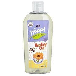 Oliwka pielęgnacyjna Bella Baby Happy Natural Care 200 ml   Darmowa dostawa od 59 zł