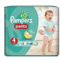 Pieluchomajtki Pampers Carry Pack vel. 4, 24szt.