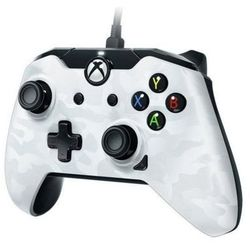 Kontroler PDP Deluxe Camo White do Xbox One
