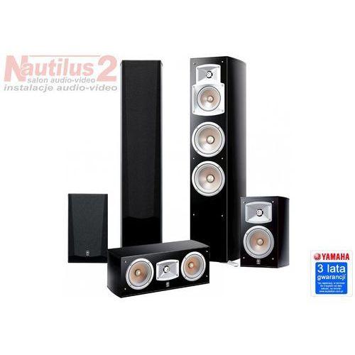 Zestawy głośników, Yamaha NS-555 + NS-333 + NSC-444 - Dostawa 0zł! - Raty 30x0% lub rabat!
