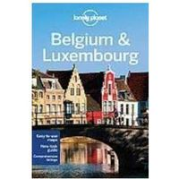 Przewodniki turystyczne, Belgia Luksemburg Lonely Planet Belgium Luxembourg (opr. miękka)