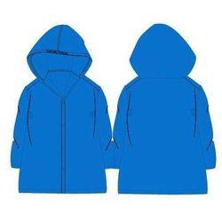 Płaszcz przeciwdeszczowy z kapturem Blue