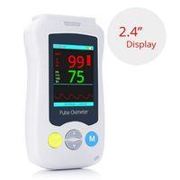 Pulsoksymetry, Pulsoksymetr przenośny dla noworodków i dzieci Yonker YK-820mini z pomiarem temperatury ciała