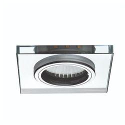 Oczko Kanlux Soren 24413 lampa sufitowa wpuszczana downlight 1x3,6W LED WW przezroczyste