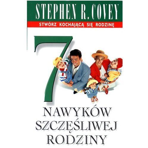 Książki popularnonaukowe, 7 nawyków szczęśliwej rodziny (opr. miękka)