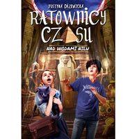 Książki fantasy i science fiction, Nad Wodami Nilu Ratownicy Czasu Tom 2 - Justyna Drzewicka