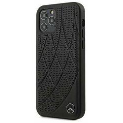 "Mercedes MEHCP12MDIQBK iPhone 12/12 Pro 6,1"" czarny/black hardcase Bow Line"