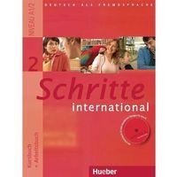 Książki do nauki języka, Schritte International 2. Podręcznik z Ćwiczeniami + CD do Ćwiczeń (opr. miękka)
