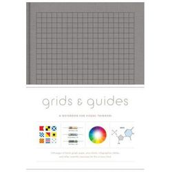 Grids & Guides (Gray) Notebook