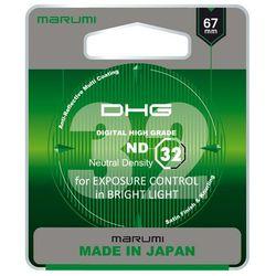 Filtr Marumi DHG ND32 67mm (MND(32)67 DHG) Darmowy odbiór w 21 miastach!