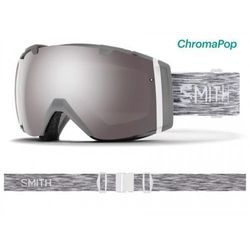 Gogle Smith I/O Cloudgrey Chromapop Sun Platinum Mirror & Chromapop Storm Rose Flash