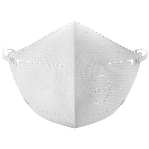Maski antysmogowe, AirPop Pocket 2 szt. (biały)