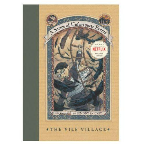 Książki do nauki języka, Series of Unfortunate Events # 7: The Vile Village