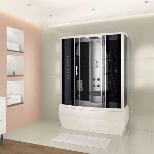 Kabiny prysznicowe, Novoterm Kerra 150 x 90 (Laguna)