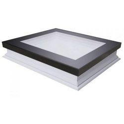 Okno do płaskiego dachu Fakro DXF DU6 Secure 120x220