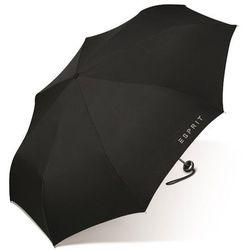 Esprit Mini Alu Light 50625 diament parasol krótki składany / czarny