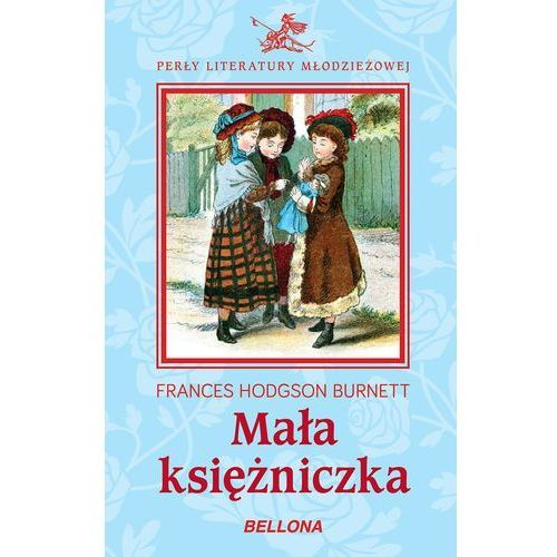 Książki dla dzieci, Mała księżniczka (opr. twarda)