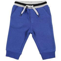 BOSS Kidswear BABY LAYETTE JOGGING Spodnie materiałowe blaugrau