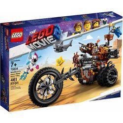 70834 TRÓJKOŁOWIEC STALOWOBRODEGO (MetalBeard's Heavy Metal Motor Trike!) KLOCKI LEGO MOVIE 2 rabat 5%