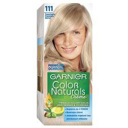 Farba do włosów Garnier Color Naturals Créme 111 Superjasny popielaty blond