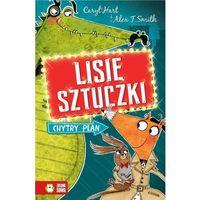 Książki dla dzieci, Lisie sztuczki. Chytry plan (opr. miękka)