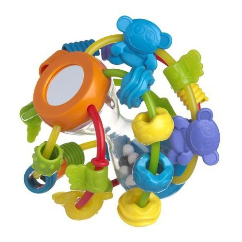 Grzechotki i gryzaki, Playgro Rozrywkowa Kula